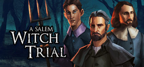 A Salem Witch Trial cover art