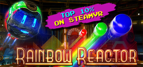 Rainbow Reactor cover art