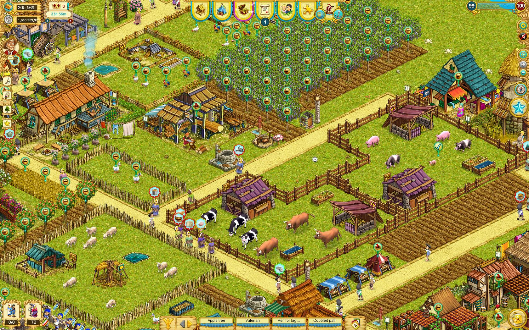 My Little Farmies App