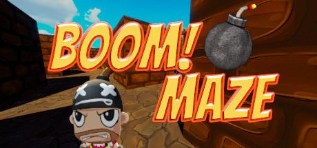Boom! Maze