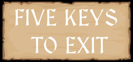 Five Keys to Exit cover art