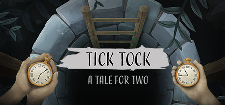 Tick Tock A Tale for Two Capa