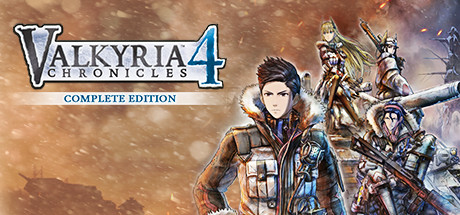 Valkyria Chronicles 4 Complete Edition on Steam Backlog
