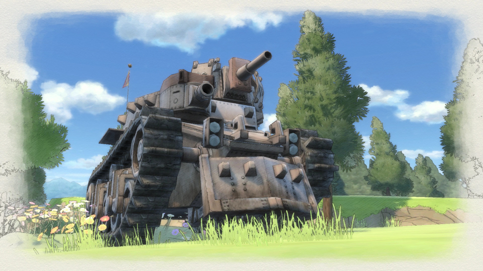 Valkyria Chronicles 4 Download PC