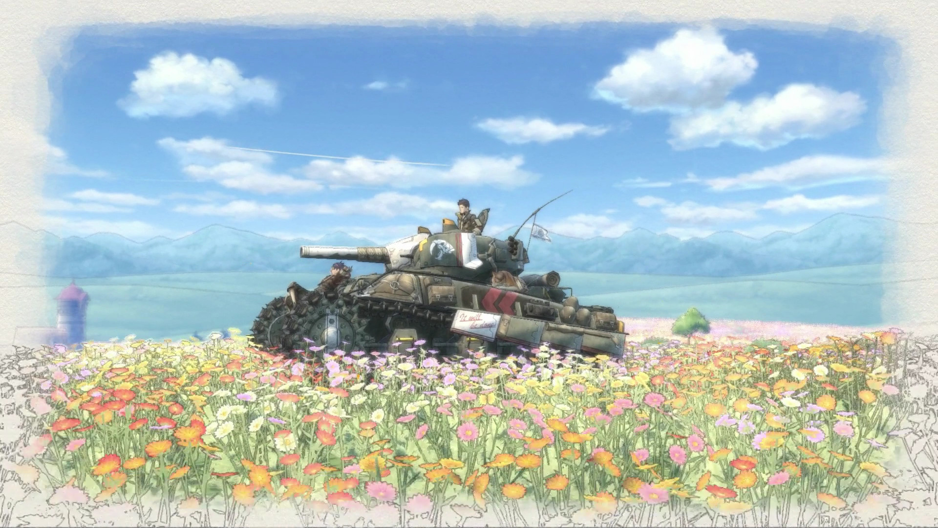 Valkyria Chronicles 4 3DM Download