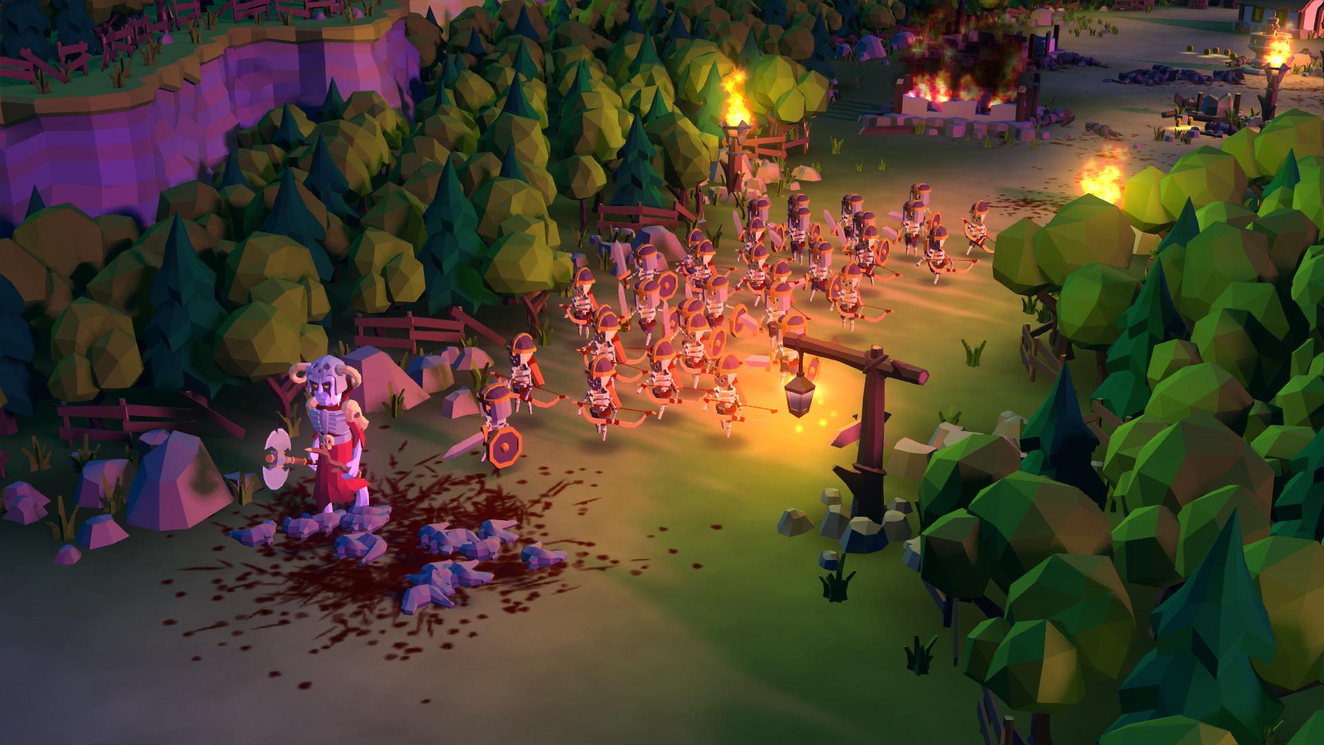 Undead Horde screenshot 3