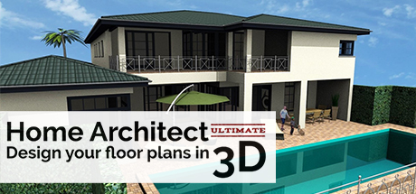 Home Architect - Design your floor plans in 3D - Ultimate Edition