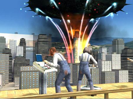 Скриншот из The Movies: Stunts and Effects