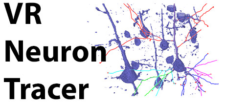 Virtual Reality Neuron Tracer