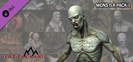 Virtual Battlemap DLC - Monster Pack 1