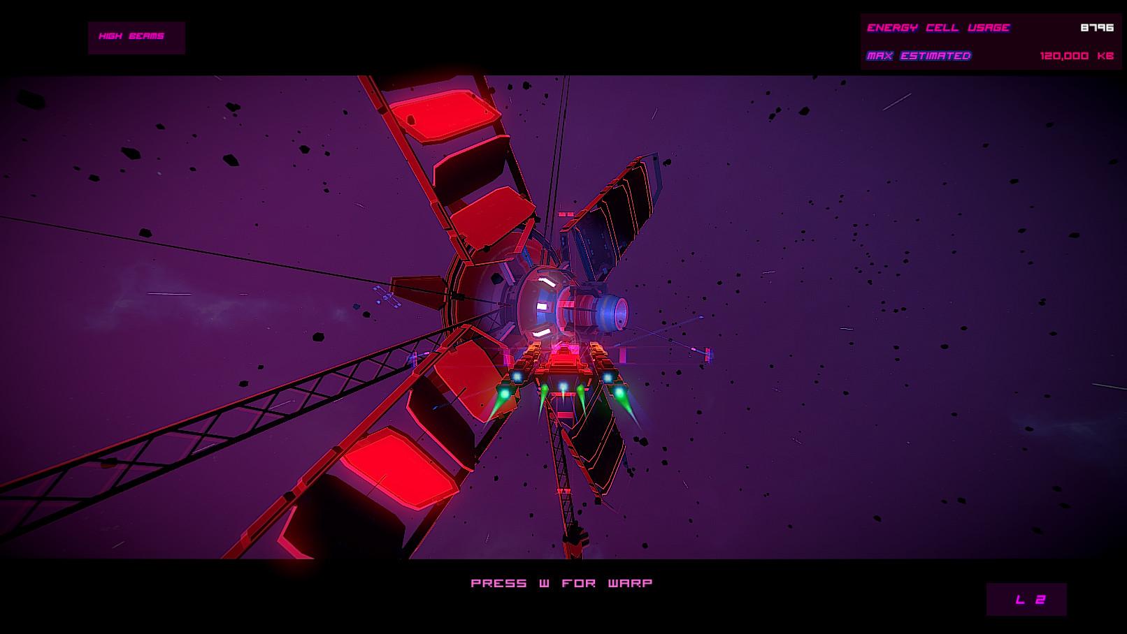 Lost Satellite on Steam