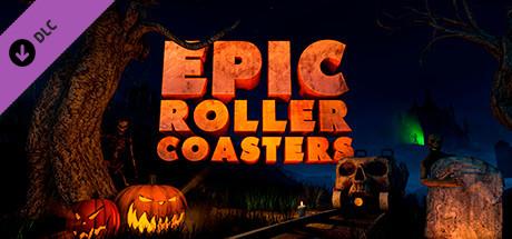 Epic Roller Coasters — Halloween