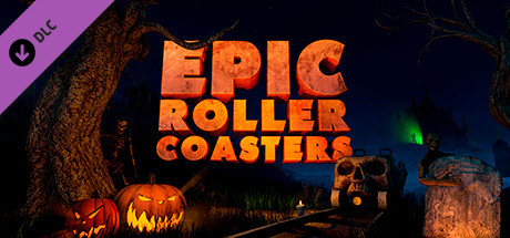 Epic Roller Coasters: Halloween 2018 pc game Img-1