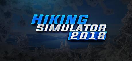 Hiking Simulator 2018 cover art