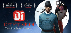Detective Di: The Silk Rose Murders
