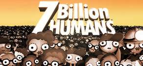 7 Billion Humans cover art