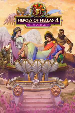 Heroes Of Hellas 4: Birth Of Legend poster image on Steam Backlog