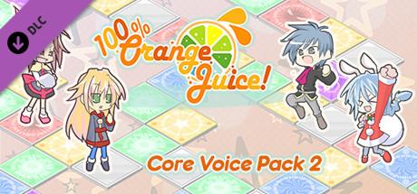 100% Orange Juice - Core Voice Pack 2