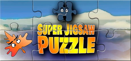 Super Jigsaw Puzzle cover art
