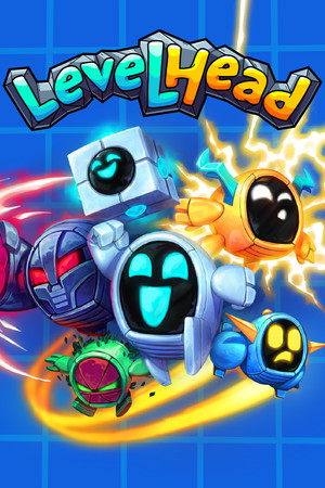 Levelhead poster image on Steam Backlog