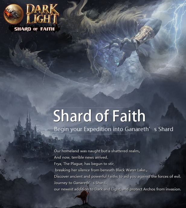 Dark and Light - Shard of Faith on Steam
