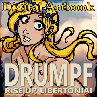 Drumpf: Rise Up, Libertonia! Digital Artbook (DLC)