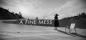 A Fine Mess cover art