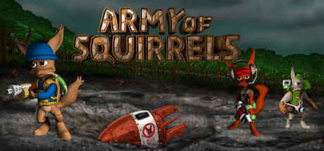 Teaser image for Army of Squirrels