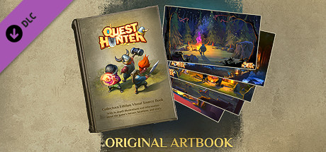 Quest Hunter: Original Artbook