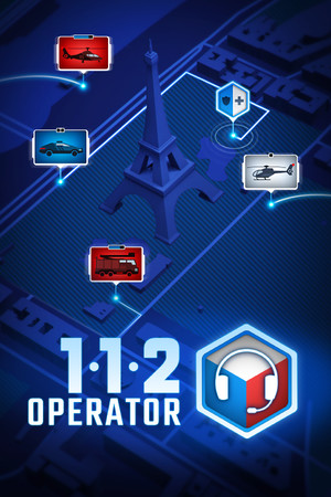 112 Operator poster image on Steam Backlog