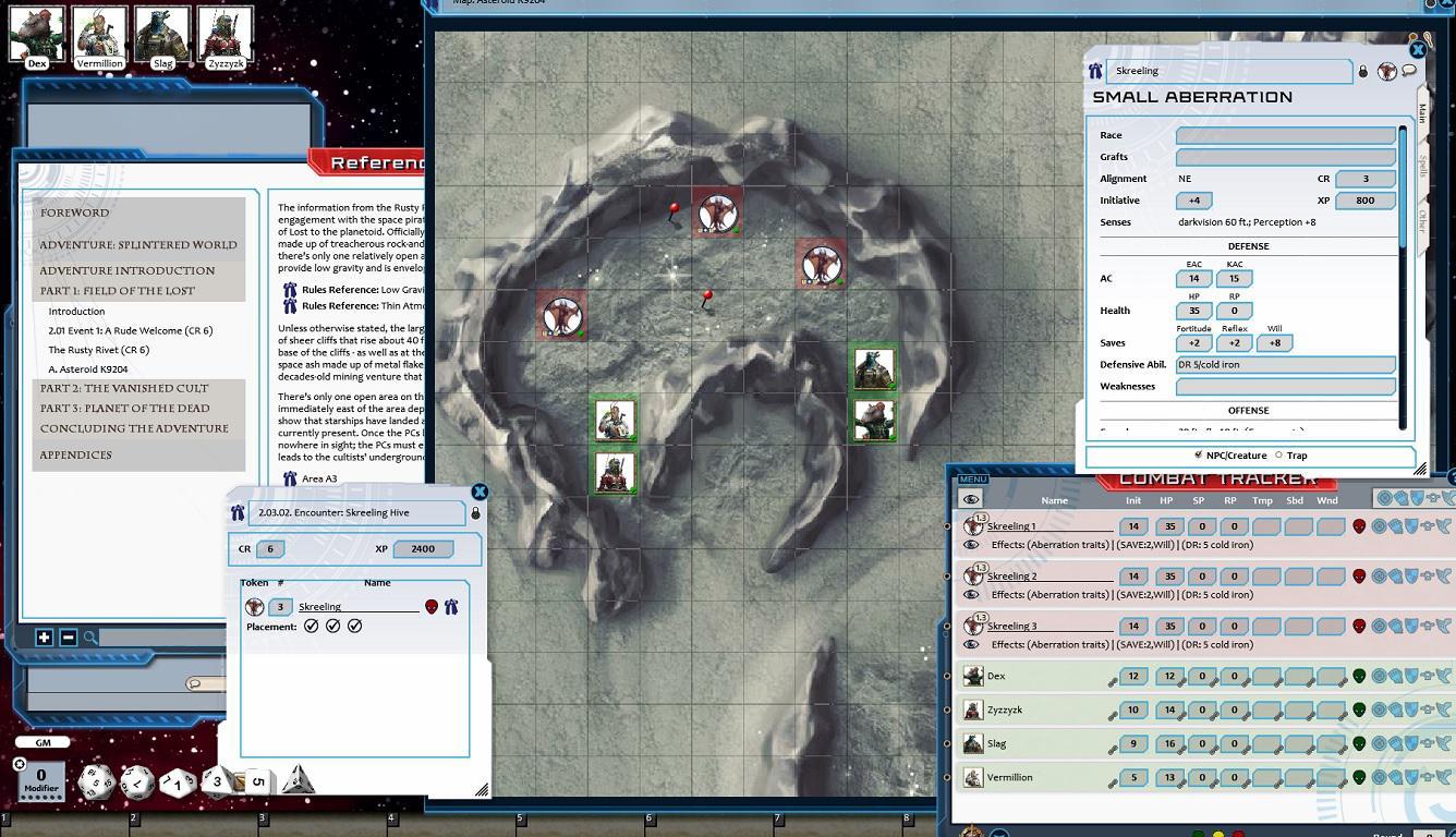 Fantasy Grounds - Starfinder RPG - Dead Suns AP 3: Splintered Worlds (SFRPG)