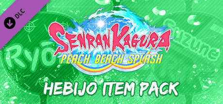 SENRAN KAGURA Peach Beach Splash - Hebijo Item Pack