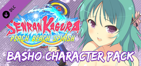 SENRAN KAGURA Peach Beach Splash - Basho Character Pack
