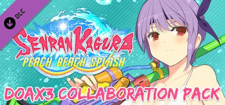 SENRAN KAGURA Peach Beach Splash - DOAX3 Collaboration Pack