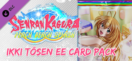 SENRAN KAGURA Peach Beach Splash - Ikki Tōsen EE Card Pack