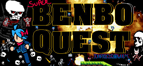 Teaser image for SUPER BENBO QUEST: TURBO DELUXE