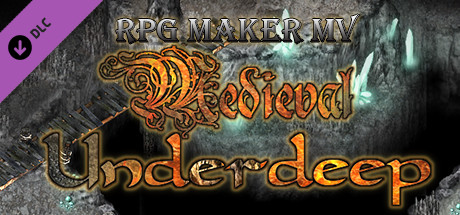 RPG Maker MV - Medieval: Underdeep on Steam