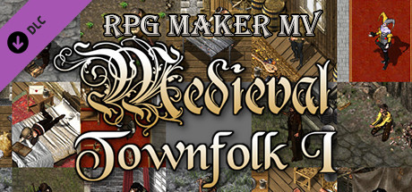 RPG Maker MV - Medieval: Townfolk I