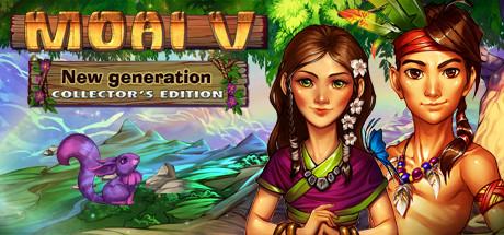 MOAI V: Collector's Edition