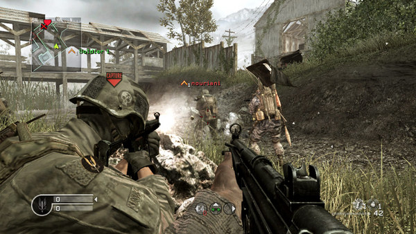 скриншот Call of Duty 4: Modern Warfare 0