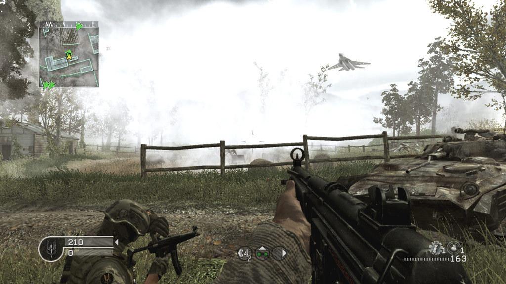 Call of Duty® 4: Modern Warfare®