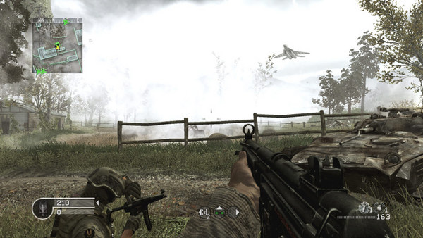 скриншот Call of Duty 4: Modern Warfare 3