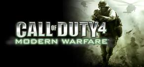 Call of Duty 4: Modern Warfare cover art