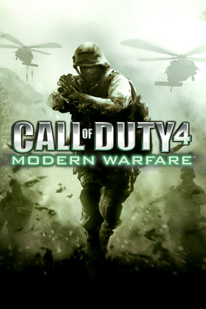 Call of Duty 4: Modern Warfare poster image on Steam Backlog