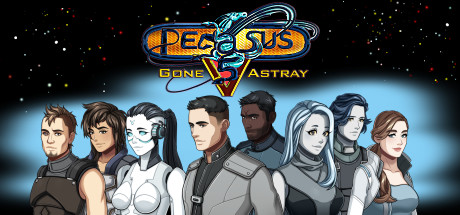 Pegasus-5: Gone Astray cover art
