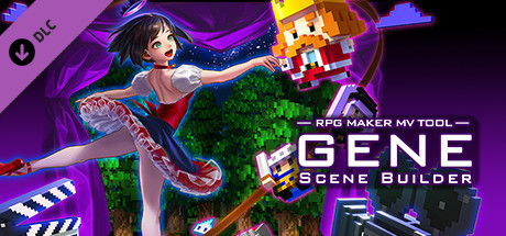RPG Maker MV - GENE