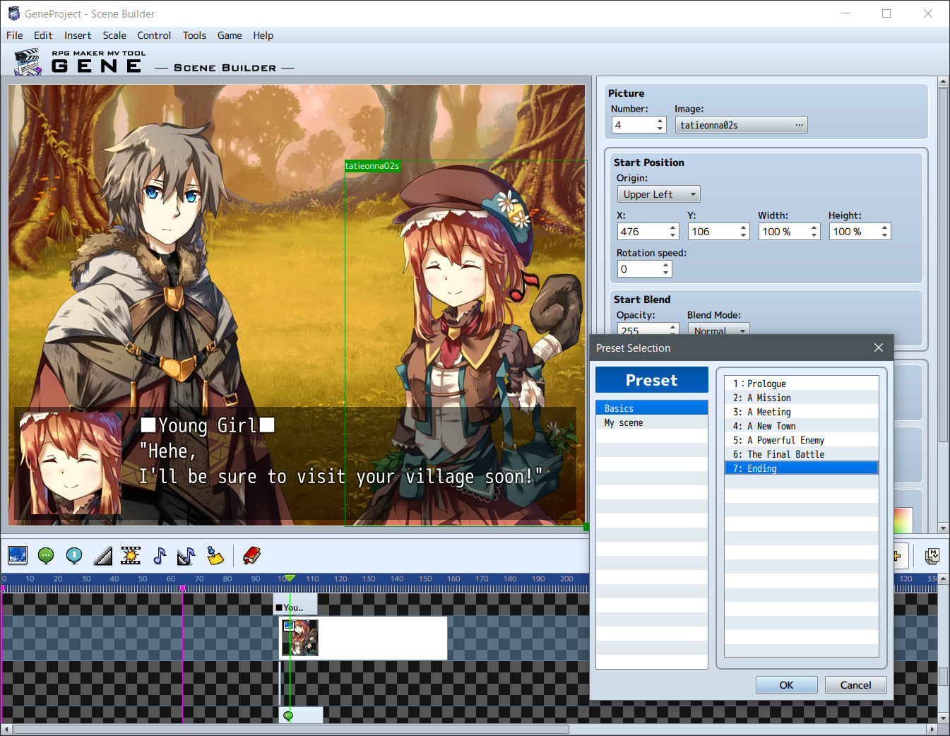 RPG Maker MV - GENE