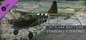 FSX Steam Edition: Stinson L-5 Sentinel Add-On