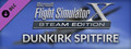 FSX Steam Edition: Dunkirk Spitfire Add-On