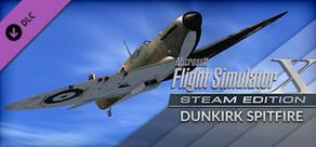 FSX Steam Edition: Dunkirk Spitfire Add-On